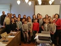 Ultima seduta dell'anno scolastico 2018-2019 per il Consiglio comunale dei bambini