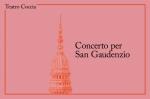 TEATRO COCCIA - Concerto per San Gaudenzio