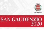 SAN GAUDENZIO - Novarese dell'Anno e Benemeriti della Solidarietà