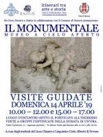 Visite guidate gratuite al Cimitero monumentale