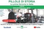 evento online - FONDAZIONE FARAGGIANA - Le prime ferrovie in Italia