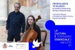 evento online - TEATRO COCCIA - FROM SILENCE TO SILENCE. Un ponte di musica tra Novara a Buenos Aires