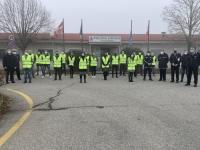 Nuovi agenti in servizio con la Polizia Locale