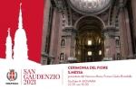 evento online - CERIMONIA DEL FIORE e S.MESSA