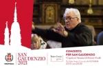 evento online - CONCERTO PER SAN GAUDENZIO - I Capolavori Veneziani di Antonio Vivaldi