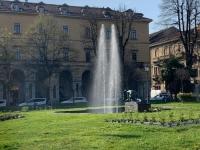 Le fontane tornano a zampillare